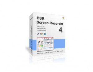 BSR Screen Recorder