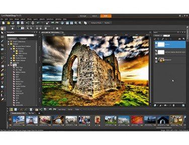 Corel Photo Editing Software