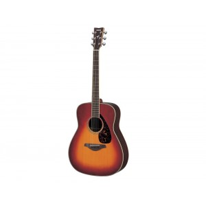 Yamaha FG730S Solid Top Acoustic Guitar
